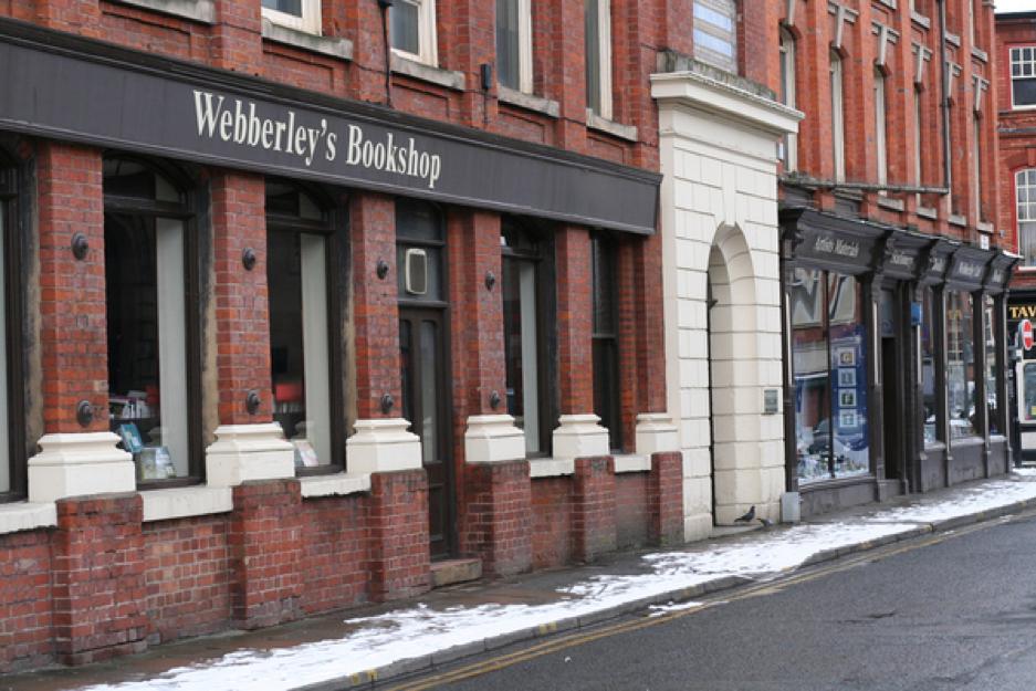 Image result for webberleys bookshop